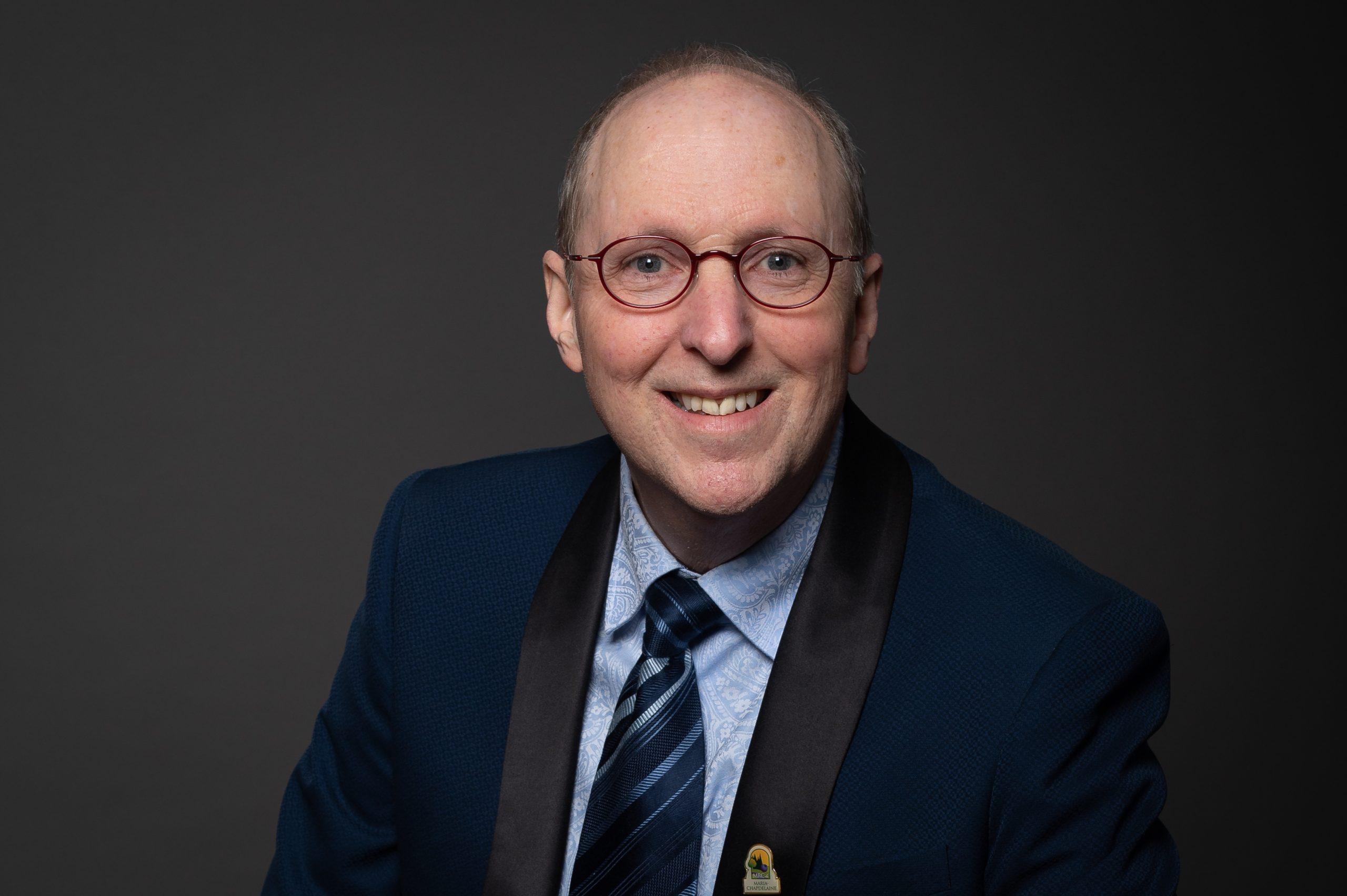 Marc-André Servant Équipe Administration